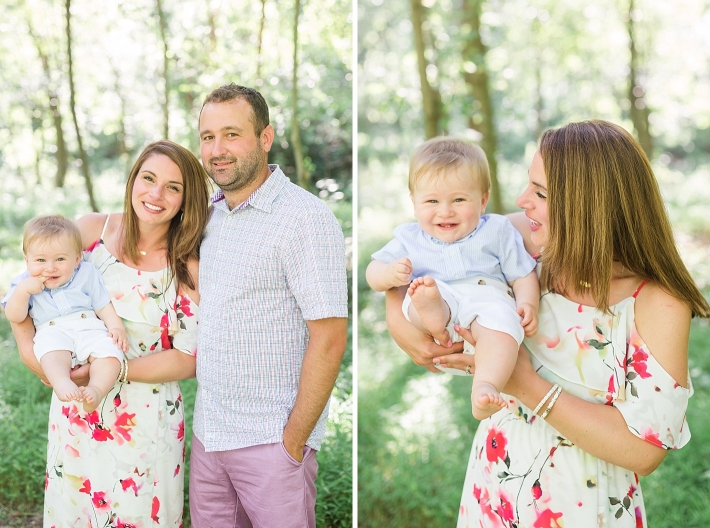 Howard county photographer pigtail family portraits