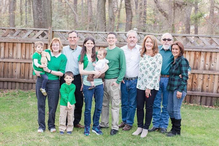 Howard County family photographer