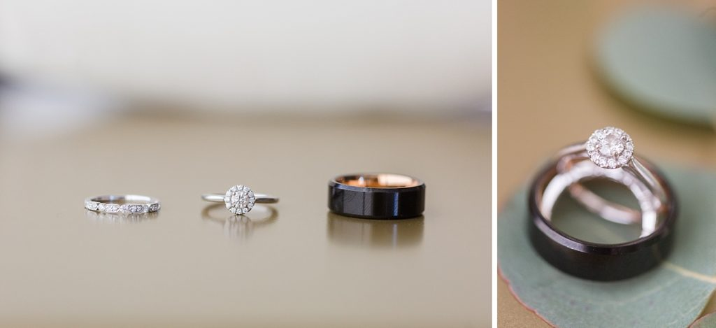 Eagles Nest Country Club Wedding Rings