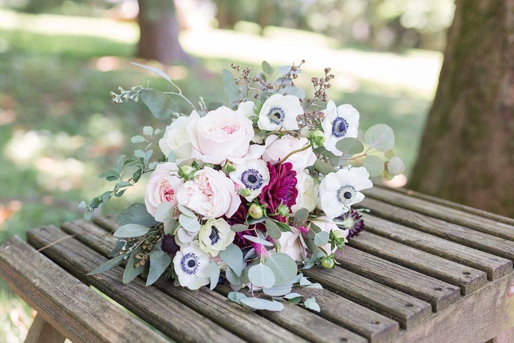 Eagles Nest Country Club Wedding Bouquet