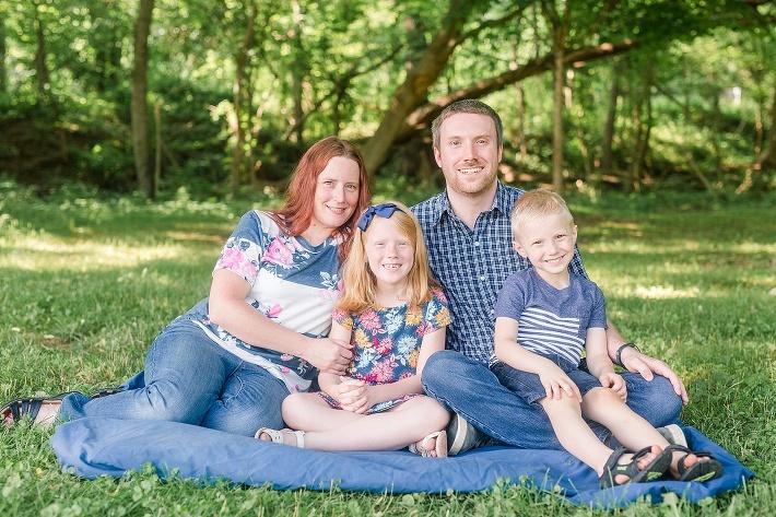 Centennial Park Family Photographer, Howard county family photographer