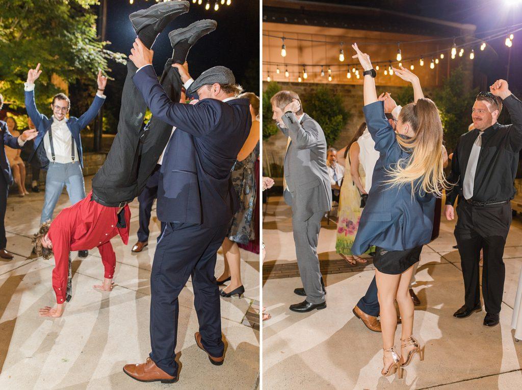 Brookside Garden Wedding Reception