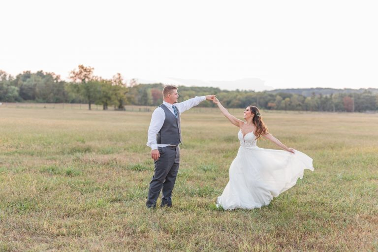 Bohemia Overlook Wedding